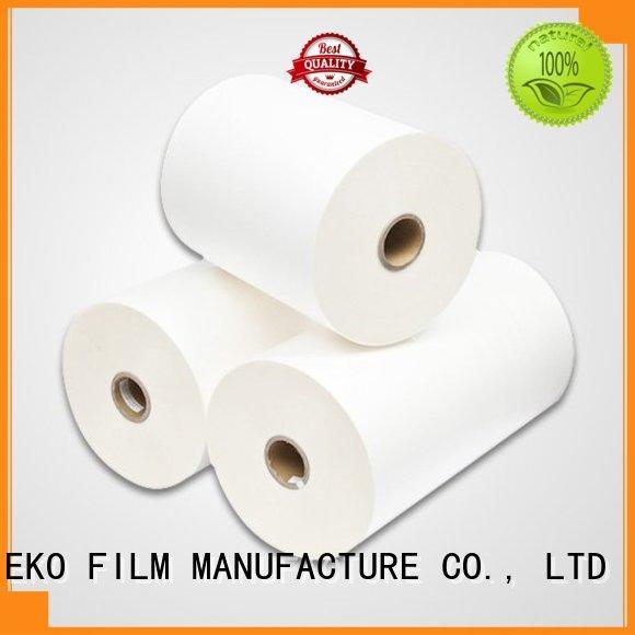 FSEKO hot sale bopp lamination film suppliers bm for sale