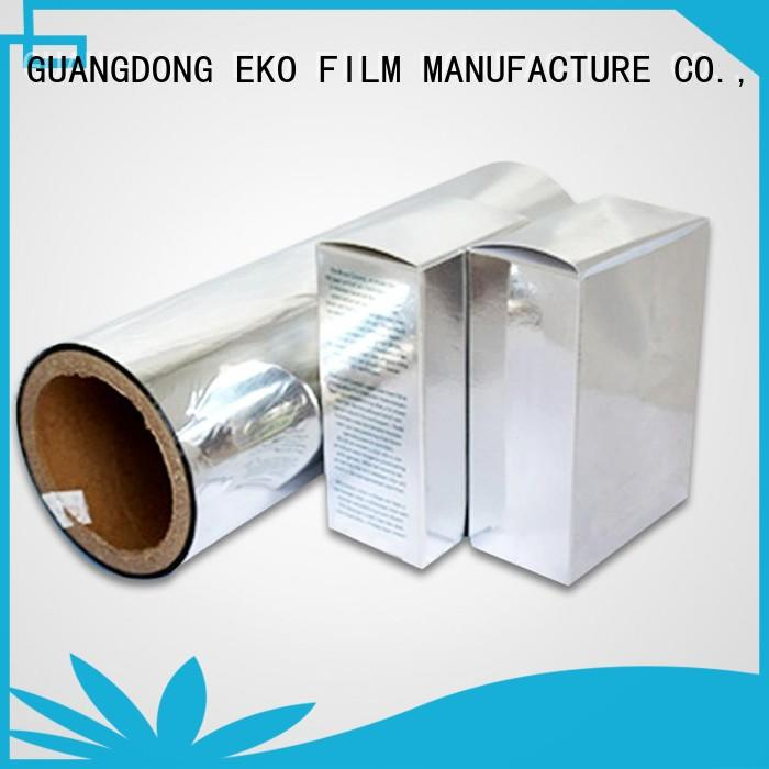 High-quality roll to roll lamination machine price China for menu
