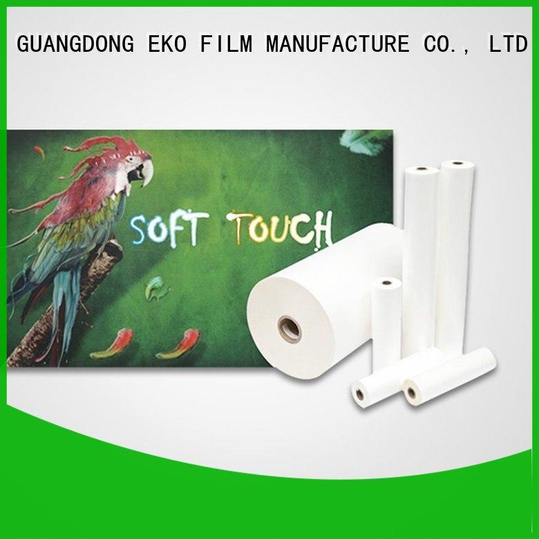 FSEKO bopp lamination film manufacturer factory price fo box
