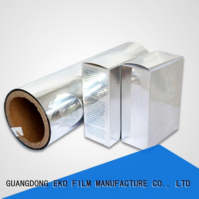 top quality laminating film for sale factory for bags