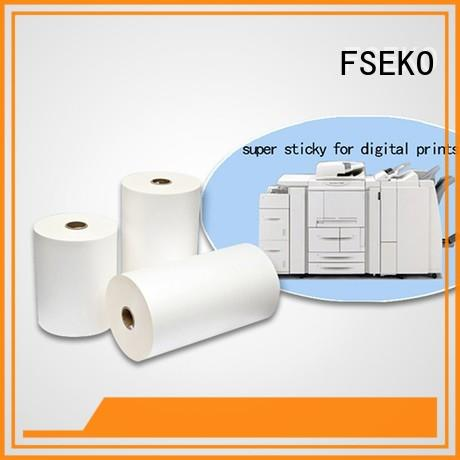 FSEKO High-quality staples a4 laminating pouches factory price fo box
