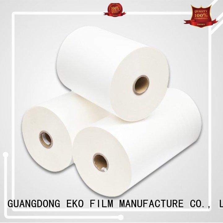 FSEKO high quality laminating supplies bg for sale