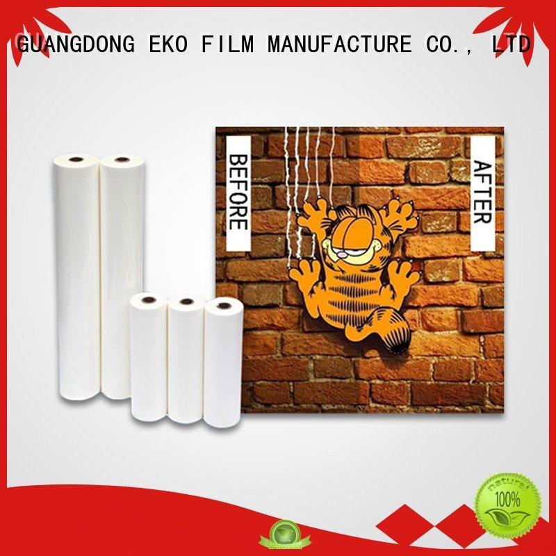 scratch protection film designed for poster FSEKO