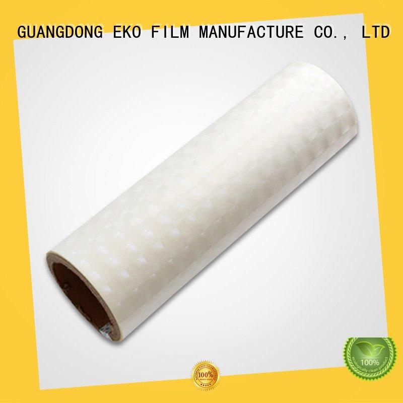 latestholographic film material wholesale for bags