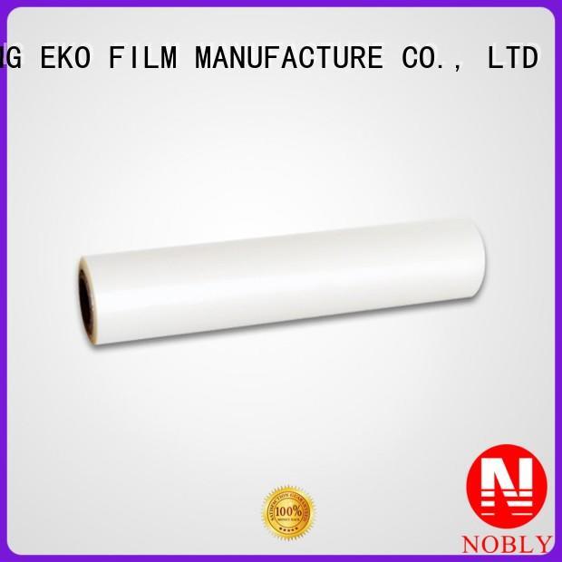 popular pet thermal lamination film wholesale fo box