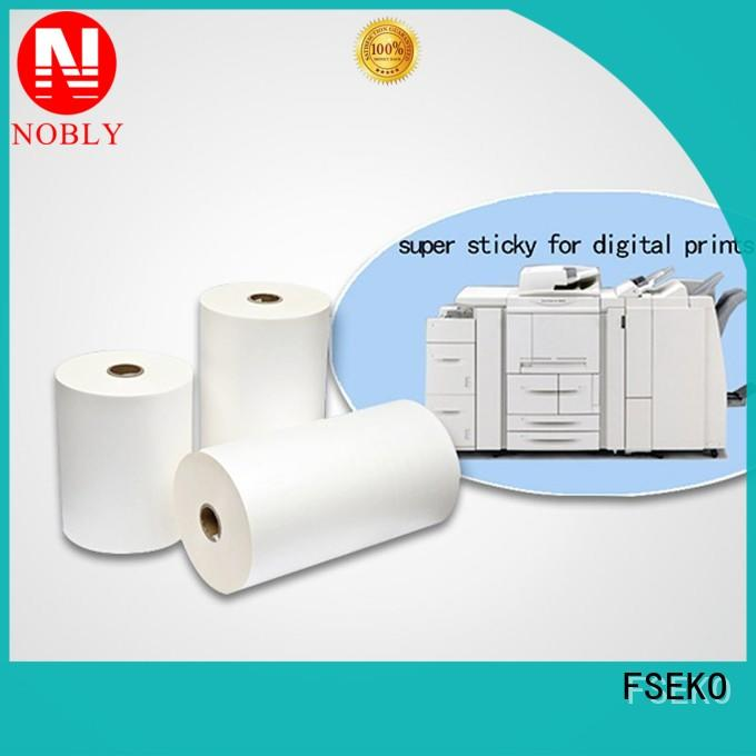 FSEKO Brand lamination bonding custom thermal Lamination Film Prices