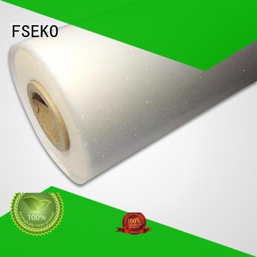 FSEKO best embossing film pgm for poster