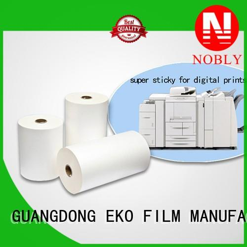 matte dbm film super stick laminating film FSEKO Brand company