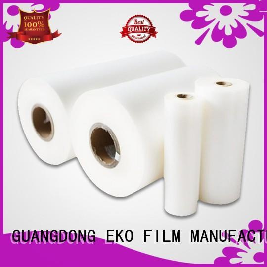 Hot bopp bopp thermal lamination film print thermal FSEKO Brand