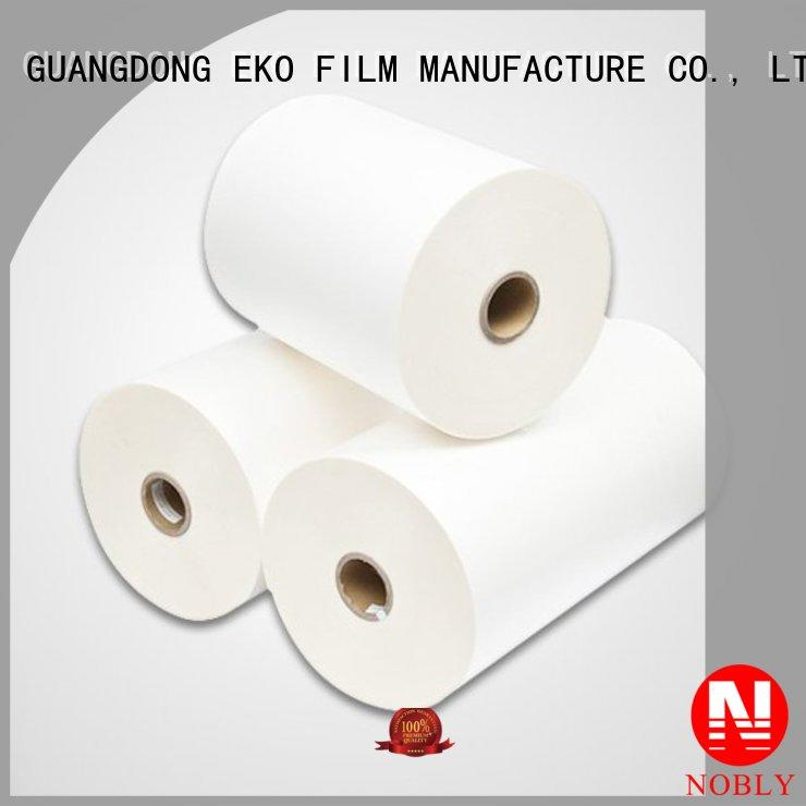 supplier film matte bopp thermal lamination film lamination FSEKO Brand