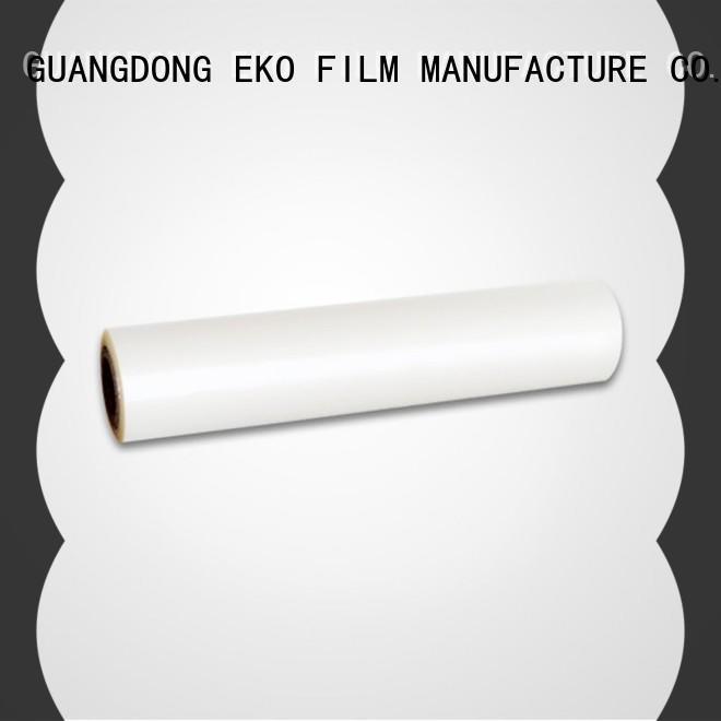 Top bopp packaging film company for menu