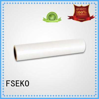roll lamination pg FSEKO Brand pet thermal lamination film