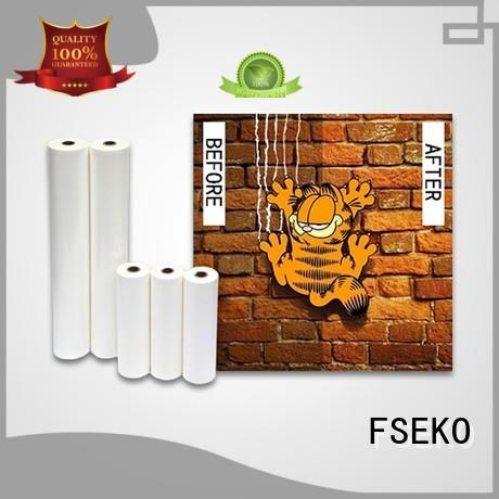 laminating film price lamination protection Warranty FSEKO