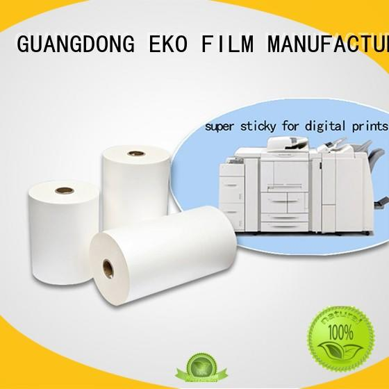 FSEKO Wholesale thermal lamination film manufacturers for bags