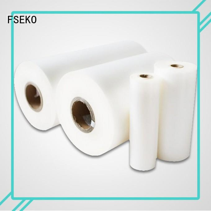 New polypropylene film suppliers wholesale for book cover