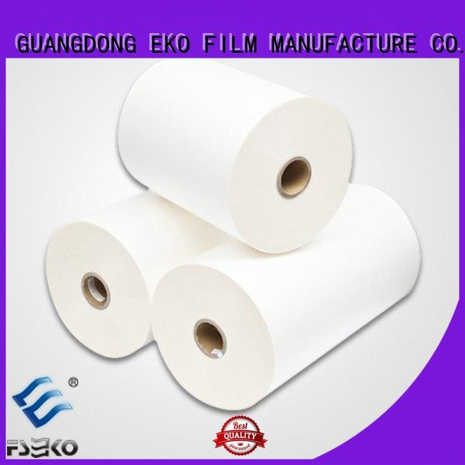 FSEKO high quality bopp lamination film hot sale for bags