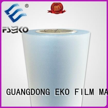 FSEKO embossed polyethylene film manufacturer for book cover
