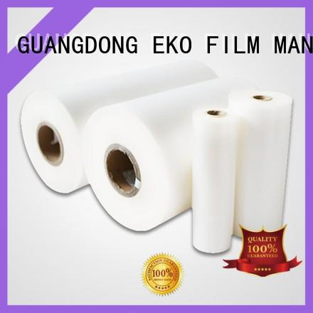 hot sale bopp lamination film suppliers wholesale for bags