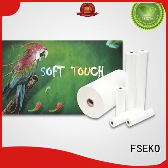 FSEKO best soft touch film hot sale for book cover