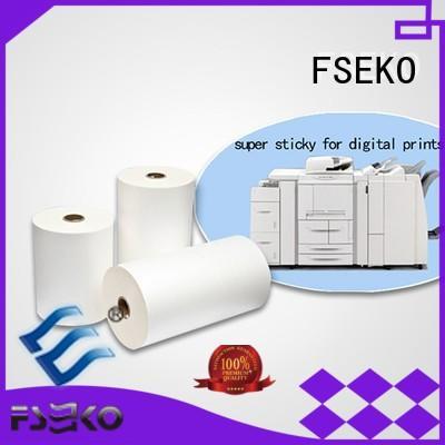 lamination bonding super stick laminating film dbg sticky FSEKO company