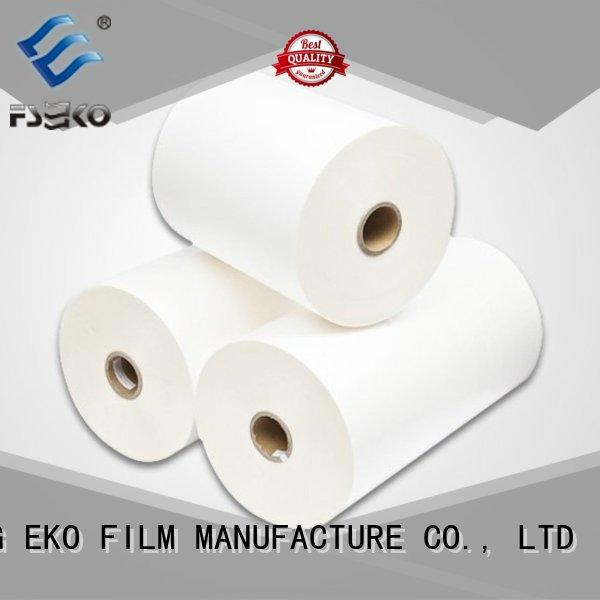 FSEKO hot sale bopp film manufacturing process online for sale