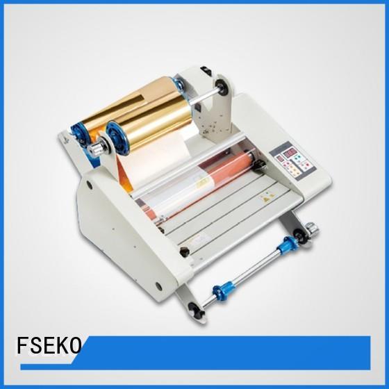 FSEKO excellent at home laminating machine manufacturer online