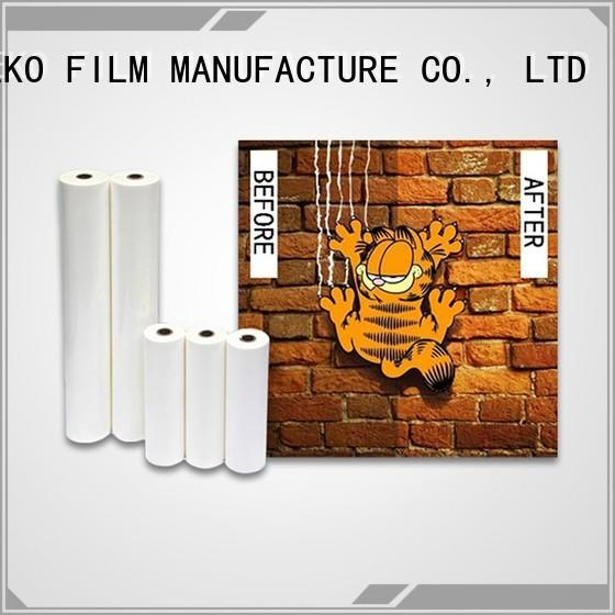 FSEKO high quality bopp soft touch China for book cover