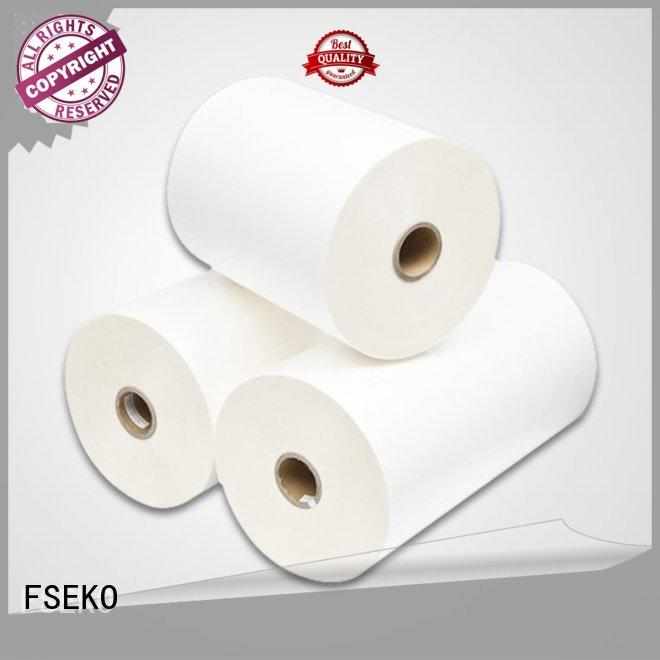Hot bm bopp thermal lamination film thermal supplier FSEKO Brand