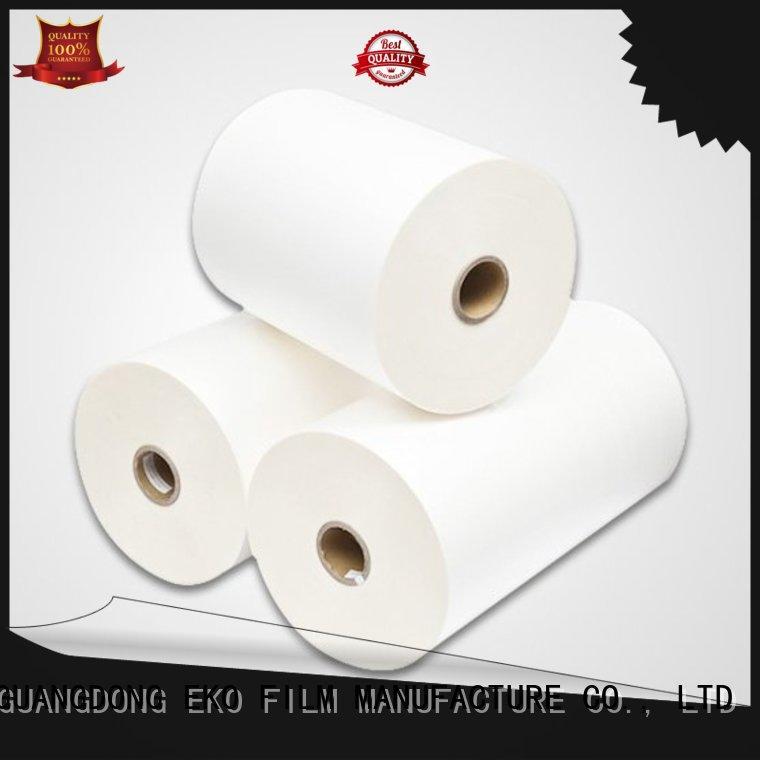 bopp film manufacturers film FSEKO Brand bopp thermal lamination film