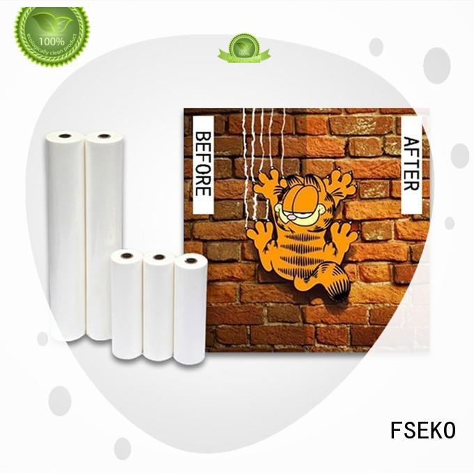 FSEKO Brand protection lamination laminating film price antiscratch supplier