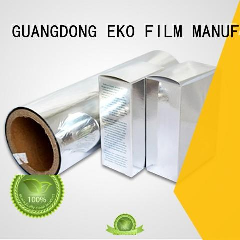 metallized polypropylene film for book cover FSEKO