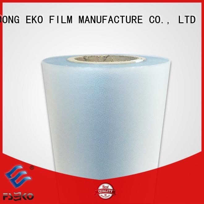 plm lamination hairline embossed plastic sheet FSEKO Brand