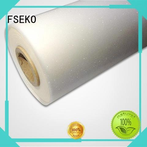 FSEKO good quality embossed film in China for menu
