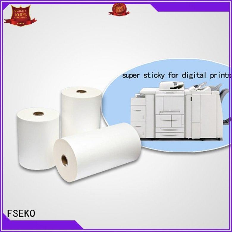 FSEKO professional digital film dbg for book cover