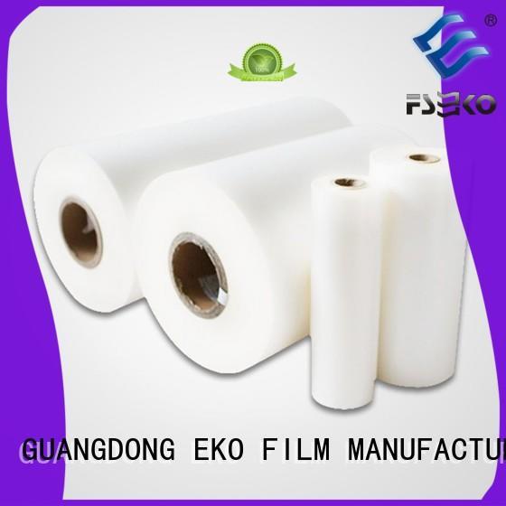 FSEKO laminating film factory price fo box