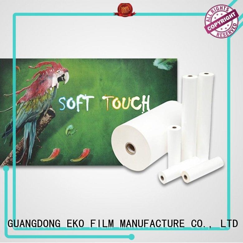 best soft touch velvet lamination online fo box
