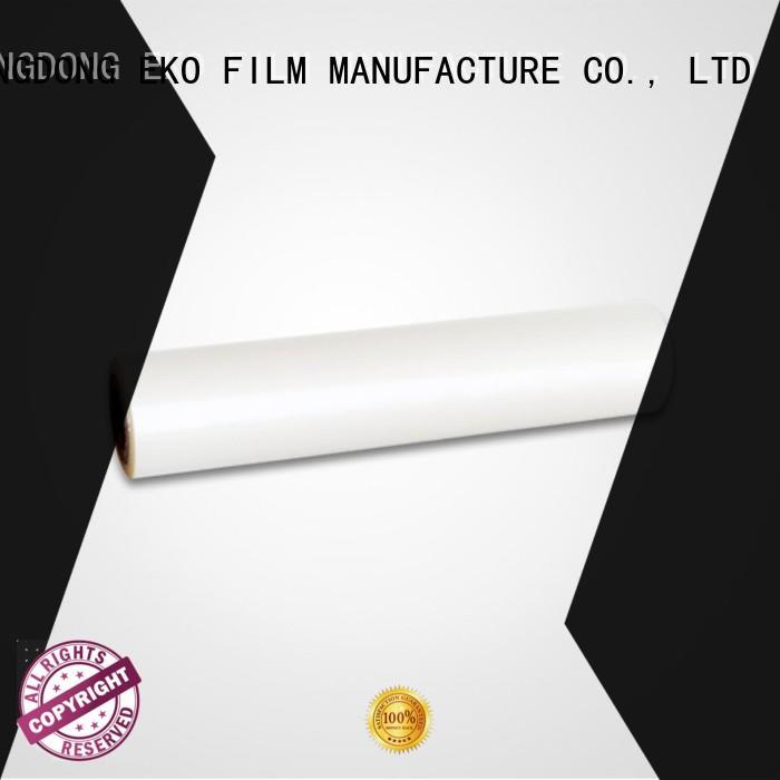 hot sale pet thermal lamination film designed for bags FSEKO