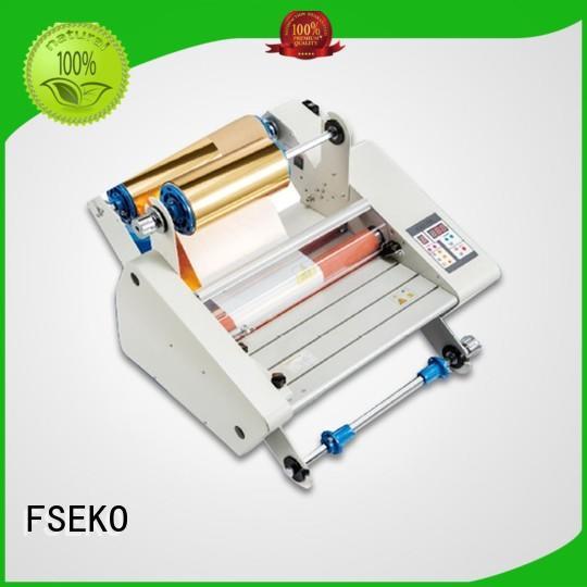 high automatic FSEKO Brand Small Laminating Machine