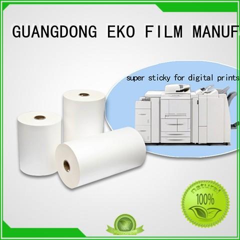 FSEKO thermal film factory price for menu