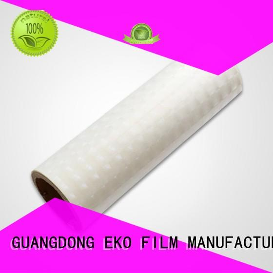 FSEKO holographic pvc film factory price for book cover