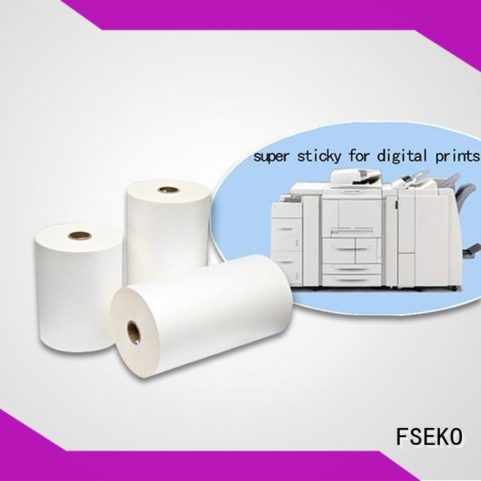 High-quality peel and stick laminate sheets manufacturers for book cover