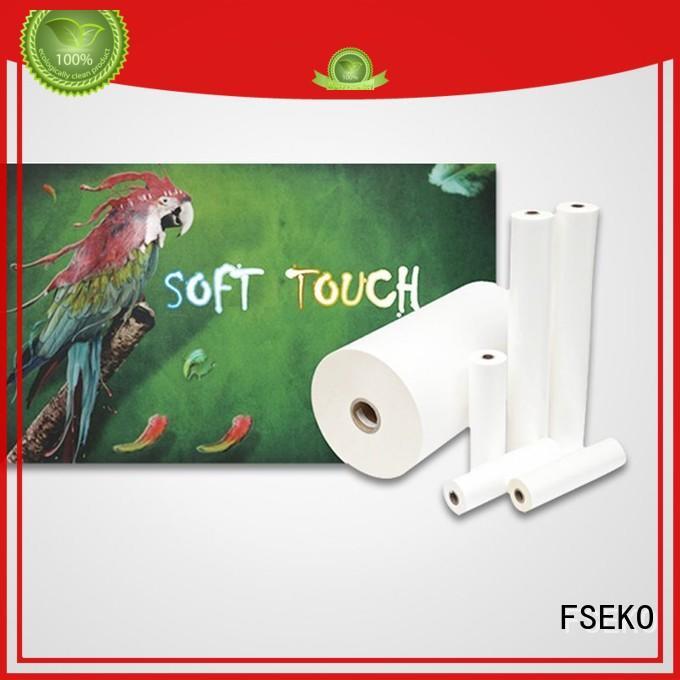 glossy lamination film supplier thermal film FSEKO Brand
