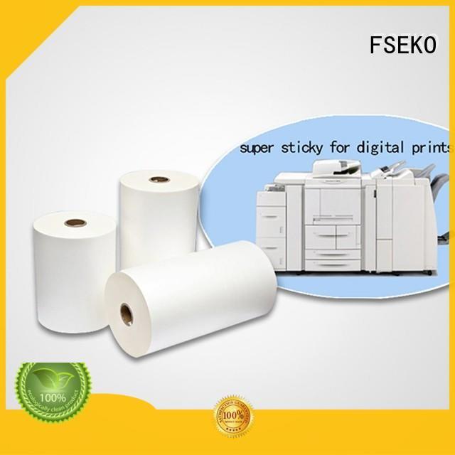 FSEKO high quality digital film dbm fo box