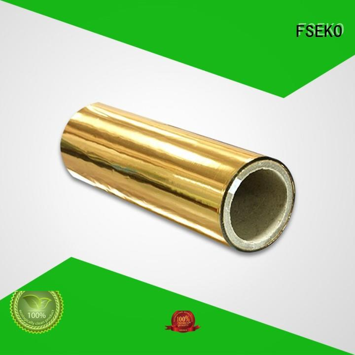most thermal metalized film manufacturer film FSEKO Brand