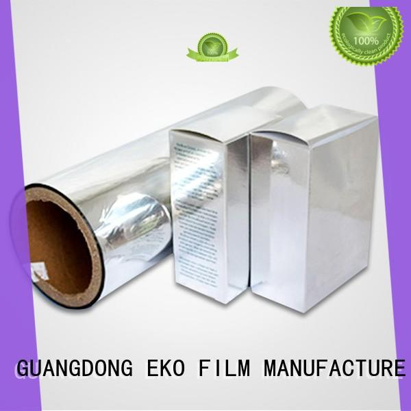FSEKO metalized pet film manufacturers online for menu
