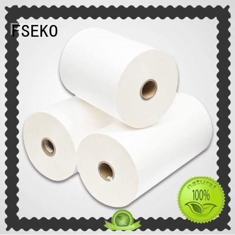 FSEKO quality bopp lamination film wholesale for bags