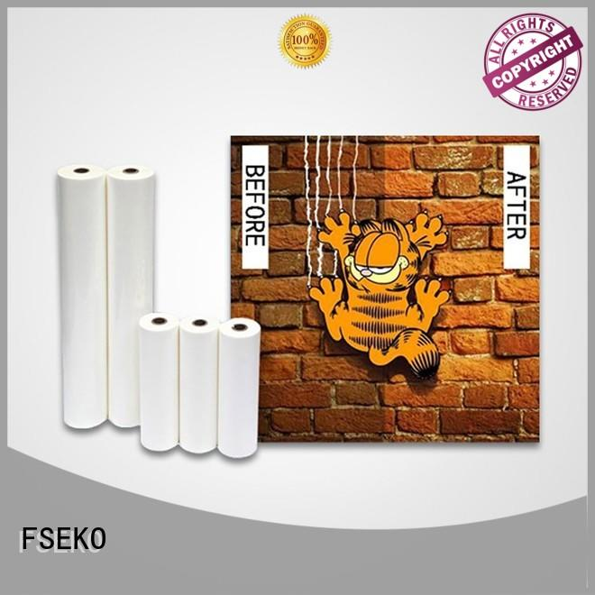 FSEKO superior quality scratch resistant laminate fo box