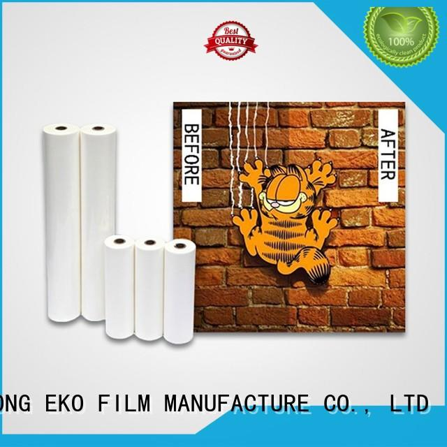 FSEKO anti scratch film factory price for bags