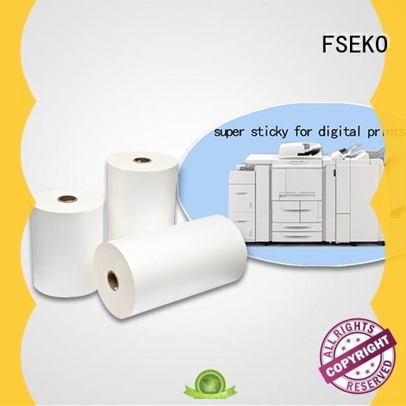 FSEKO Digital Laminating Film dbm fo box