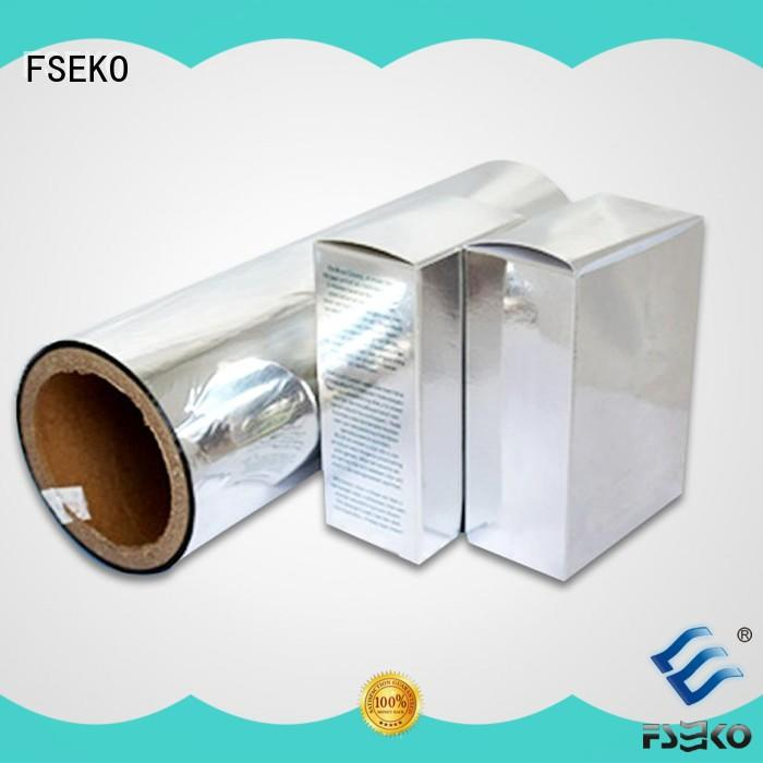 metallised film superior quality for poster FSEKO